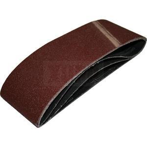 Лента шлифовальная ПРАКТИКА  100 х 610 мм  P60 (3шт.) картонный подвес