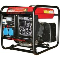 Генератор бензиновый инверторного типа DDE DPG3251i  однофазн, 3,0 кВт (т/бак 6 л, ручн/ст, 30кг)