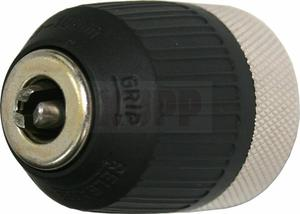 Патрон быстрозажимной ПРАКТИКА 10 мм, M12 x 1.25 (1шт.) коробка