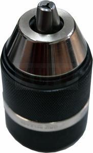 "Патрон быстрозажимной ПРАКТИКА 13 мм, 1/2""-20UNF, цельнометаллический (1шт.) коробка"