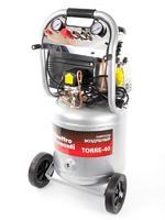 Компрессор поршневой масляный QUATTRO ELEMENTI TORRE-40 (300 л/мин, 40л, 2,5 л.с, 8 бар, 32кг, вертикальный)