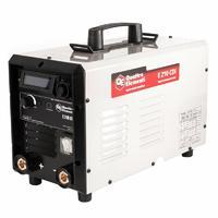 Аппарат электродной сварки, инвертор QUATTRO ELEMENTI E 210 (200 А, ПВ 70%, до 5 мм, Дисплей, TIG-Lift, 9.3 кг)