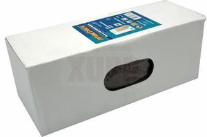 Лента шлифовальная ПРАКТИКА 100 х 610 мм   P80 (10шт.) коробка
