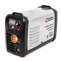 Аппарат электродной сварки, инвертор QUATTRO ELEMENTI B 185 (185 А, ПВ 80%, до 4.0 мм, 5.0 кг, Дисплей, TIG-Lift, от 160В, КЕЙС)