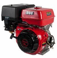 Двигатель бензиновый четырехтактный DDE 190F-S25G (25.0мм, 15.0л.с., 420 куб.см., фильтр-картридж, датчик уровня масла, генерирующая катушка 80W)
