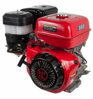 Двигатель бензиновый четырехтактный DDE 188F-S25G (25.0мм, 13.0л.с., 389 куб.см., фильтр-картридж, датчик уровня масла, генерирующая катушка 80W)