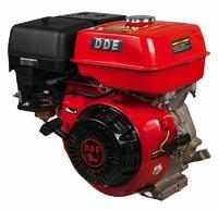 Двигатель бензиновый четырехтактный DDE 177F-S25 (25.0мм, 9.0л.с., 270 куб.см., фильтр-картридж, датчик уровня масла)
