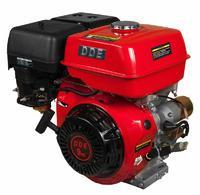 Двигатель бензиновый четырехтактный DDE 177F-S25E (25.0мм, 9.0л.с., 270 куб.см., фильтр-картридж, датчик уровня масла, электростартер 12V)
