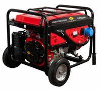 Генератор бензиновый DDE DPG5501однофазн.ном/макс. 5,0/5,5кВт (DDE H188F, т/бак 25л,, 82кг)