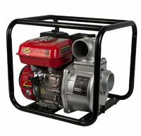 Мотопомпа бензиновая DDE PN81 (вых 80мм, 5.5 лc,32м,,48 м куб/час, 3,6л,26.5кг)