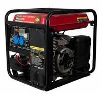 Генератор бензиновый инверторного типа DDE DPG5551Ei  однофазн.ном/макс.   5,5/6,1кВт (т/бак19л, эл./ст, 55кг)