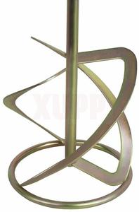 Насадка для перемешивания ПРАКТИКА хвостовик М14, 160 х 600 мм, гипс, цемент, клей д/плитки