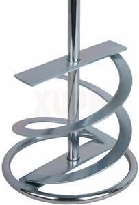 Насадка для перемешивания ПРАКТИКА хвостовик SDS-plus,120 х 600, гипс, клей д/плитки
