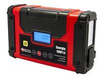 Пусковое устройство QUATTRO ELEMENTI Energia 5001 Li  (12В, 20Ач, 500А, 1,9 кг, USB, LCD - дисплей, фонарь, сумка) (240-027)