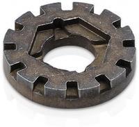 Насадка для МФИ ПРАКТИКА переходник OIS12x22мм / OIS12x19мм / HEX для МФИ Dremel, Hammer, Renovator, Rockwell, Worx, Fein