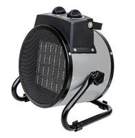 Нагреватель воздуха электрический QUATTRO ELEMENTI QE-3000C (3кВт, 260 м.куб/ч, 220-240 В, режим вентилятора, керамический, 2.8кг)  (649-233)