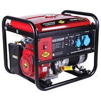 Генератор бензиновый DDE GG5500P (1ф ном/макс. 5,0/5,5/9,4 кВт, DDE H188F, т/бак 25л, 84кг)