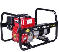 Генератор бензиновый DDE GG2700Z (1ф ном/макс. 2,0/2.2 кВт, DDE UP168, т/бак 3.6л, ручн/стартер, 40 кг)