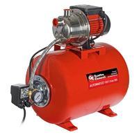 Насосная станция QUATTRO ELEMENTI Automatico 1001 Inox 50 L (1000 Вт, 3600 л/ч, для чистой, 40 м, 14,2 кг)
