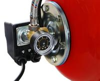 Насосная станция QUATTRO ELEMENTI Automatico 1301 FL Inox (1300 Вт, 4600 л/ч, для чистой, 50 м, 16,2 кг)