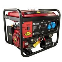 Генератор бензиновый DDE G650Е (1ф 6,0/6,5 кВт бак 25 л 88 кг дв-ль 14 л.с. элстарт)