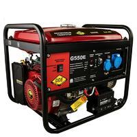 Генератор бензиновый DDE G550E (1ф 5,0/5,5 кВт бак 25 л 80 кг дв-ль 13 л.с. элстарт)