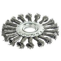 Кордщетка для МШУ радиальная витая ПРАКТИКА 115 х 22 мм (032-515)