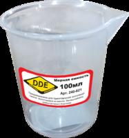 Канистра DDE для ГСМ, мерная емкость 100 мл