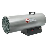 Нагреватель воздуха газовый QUATTRO ELEMENTI QE-80G (25 - 80кВт, 2300 м.куб/ч,  5,9 л/ч, 13,5кг)