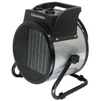 Нагреватель воздуха электрический QUATTRO ELEMENTI  QE-5000C (5кВт, 320 м.куб/ч, 220-240 В, режим вентилятора, керамический, 3.8кг)