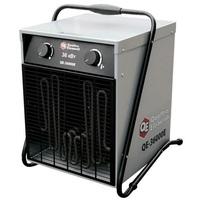 Нагреватель воздуха электрический QUATTRO ELEMENTI QE-36000 E (18 / 36кВт, 380В-3ф, 2400 м3/час)