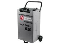 Пуско-зарядное устройство QUATTRO ELEMENTI Tech Boost 620 ( 12 / 24 Вольт, заряд до 90А, пуск до 590 А, таймер, 28 кг)