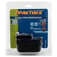 Аккумулятор для B & D ПРАКТИКА 12В, 1,5Ач, NiCd, блистер