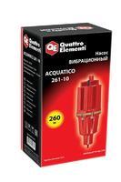Вибрационный насос QUATTRO ELEMENTI Acquatico 261-10 (260 Вт, 1080 л/ч, для чистой, 60м, кабель10 м, 3,2кг)