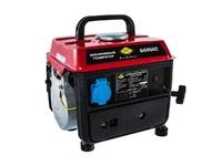 Генератор бензиновый DDE GG950Z (1ф ном/макс. 0,65/0,72 кВт, LP63, 2-х тактн двигатель, ручн./стартер, 4,2 л, 18.5 кг)