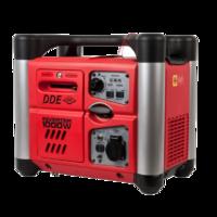 Генератор бензиновый инверторного типа DDE DPG1001Si однофазн.ном/макс. 900/1000 Вт ( т/бак 2.8л,вых 12В,  шум/изол, 15.5кг)