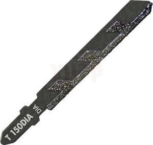 Пилки для лобзика по плитке ПРАКТИКА тип T150DIA 76 х 50 мм, чистый рез, АЛМАЗНЫЕ (2шт.)
