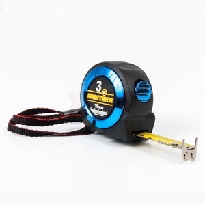 Рулетка ПРАКТИКА  3 метра, ширина 16 мм, толщина 0,13 мм, автостоп, магнит, 2 сторонняя шкала