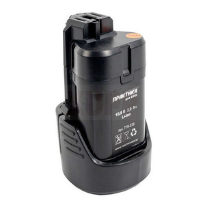 Аккумулятор для BOSCH ПРАКТИКА 10.8В, 2.0 Ач,  Li-Ion, коробка